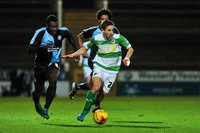 Yeovil Town v Wycombe Wanderers 241115