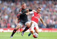Arsenal v Manchester United 041015