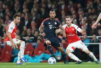 Arsenal v Bayern Munich 201015