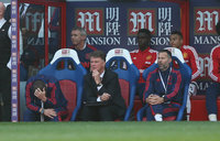 Crystal Palace v Manchester United 311015