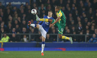 Everton v Norwich City 271015