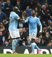 Manchester City v Crystal Palace 281015