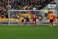 Wolves v   Middlesbrough 241015