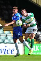 Yeovil Town v Hartlepool United 260915