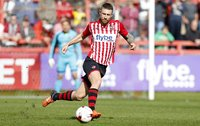 Exeter City v Northampton Town 160416