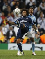 Manchester City v Real Madrid 260416
