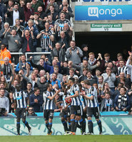 Newcastle United v Crystal Palace 300416