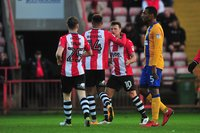 Exeter City v Mansfield Town 171216