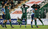 Plymouth Argyle v Wycombe Wanderers 261216