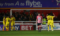 Exeter City v Oxford United 230216