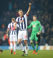 West Bromwich Albion v Crystal Palace 270216