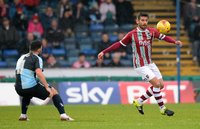 Wycombe Wanderers v Exeter City 130216