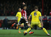 Brentford v Leeds United 260116