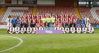 Exeter City Photocall 250716