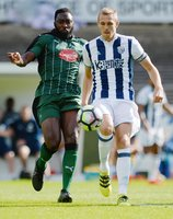 Plymouth Argyle v West Bromwich Albion 300716