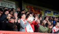 Crawley Town v Exeter City 280316