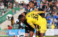 Plymouth Argyle v Oxford 050316