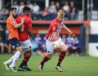 Luton Town v Exeter City 070516