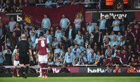 West Ham v Manchester United 100516