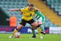 Yeovil Town Ladies v Aston Villa Ladies 220516