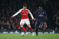 Arsenal v Paris Saint-Germain 231116