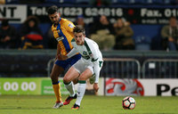 Mansfield Town v Plymouth Argyle 051116