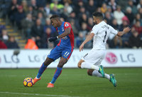 Swansea City v Crystal Palace 261116