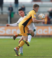 Newport County v Plymouth Argyle 221016