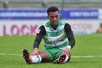 Yeovil Town v Grimsby Town 291016
