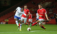 Charlton Athletic v Oldham Athletic 270916