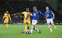 Everton v Crystal Palace 300916