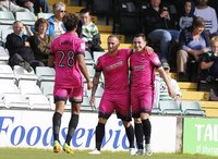 Yeovil Town v Hartlepool United 100916