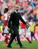 Arsenal v Manchester City, London - UK - 23 Apr 2017