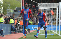 Crystal Palace v Leicester City, London - UK - 15 Apr 2017