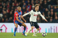 Crystal Palace v Tottenham Hotspur, London - UK - 26 Apr 2017