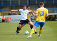 Dover Athletic v Torquay United, Dover, UK - 22 Apr 2017