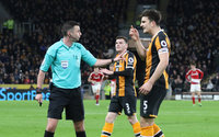 Hull City v Middlesbrough, Hull, UK - 5 April 2017