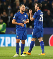 Leicester City v Atletico Madrid, Leicester - UK - 18 Apr 2017