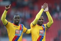 Liverpool v Crystal Palace, London - UK - 23 Apr 2017