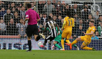 Newcastle United v Preston North End, Newcastle - UK - 24 Apr 20