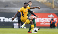 Plymouth Argyle v Newport County, Plymouth UK - 17 Apr 2017