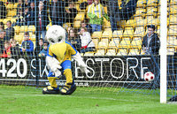 Torquay United v Chester FC - UK - 01 Apr 2017