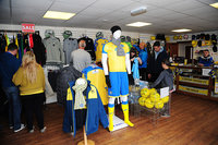 Torquay United v Braintree Town, Torquay, UK - 17 Apr 2017