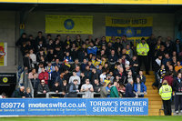 Torquay United v Braintree Town, Torquay, UK - 17 Apr 2017