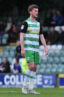 Yeovil Town v Carlisle United, Yeovil, UK - 1 Apr 2017