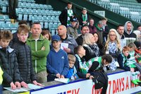 Yeovil Town v Stevenage, Yeovil, UK - 29 Apr 2017