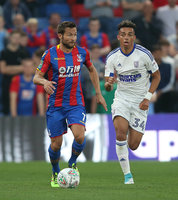 Crystal Palace v Ipswich Town, London - UK - 22nd August 2017