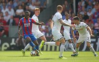 Crystal Palace v Swansea City, London - UK - 26th August 2017