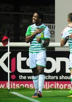 Exeter City v Yeovil Town, Exeter, UK - 29 August 2017