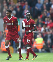 Liverpool v Crystal Palace, Liverpool - UK - 19th August 2017